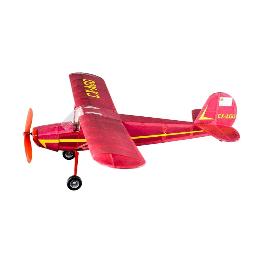 Cessna 140 Rubber Power Model