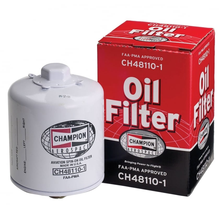 Oil Filter CH48104-1 Spin On