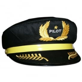Gifts For Aviators Children's Captains Pilot Hat