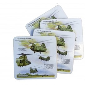 Chinook Coaster Set of 4