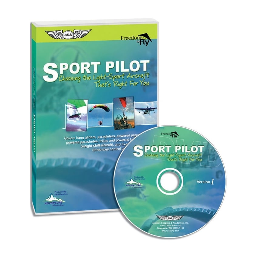 Choosing the Light-Sport Aircraft that's Right for You DVD