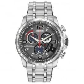 Citizen Chrono Time A-T Watch - Steel Strap