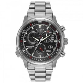 Citizen Nighthawk A-T Watch - Steel Strap