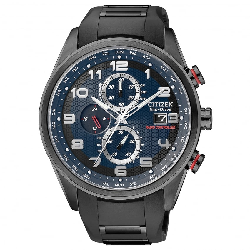 Citizen World Chrono A-T Watch -Limited Edition
