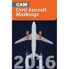 Crecy Publishing Civil Aircraft Markings 2016