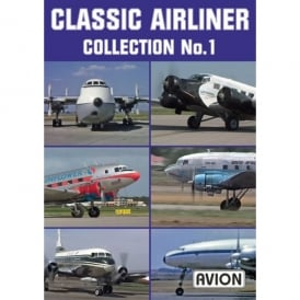 Classic Airliner Collection DVD