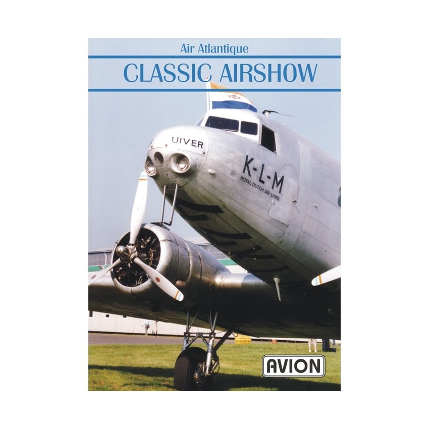 Classic Airshow DVD