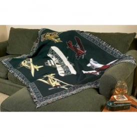 Classic Aviation Blanket / Throw