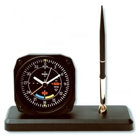 Classic VOR Clock and Pen Set