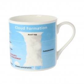 Clouds Formation Large Mug - 16 Oz