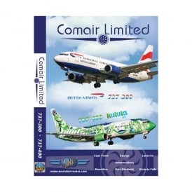 Just Planes Comair B737-300 DVD