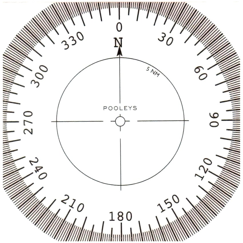 Compass Rose Pack of 10
