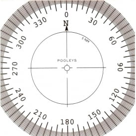 Flightstore Compass Rose Pack of 10