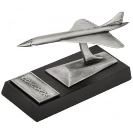 Clivedon Concorde Desk Model - Pewter