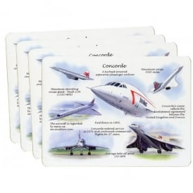 Concorde Placemat Set of 4