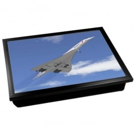 Concorde Supersonic Flight Cushion Lap Tray