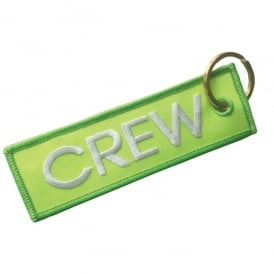 ACI Collectables Crew Embroidered Keyring