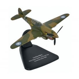 Curtis Warhawk P40 Diecast Model 1:72
