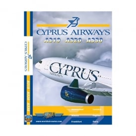 Just Planes Cyprus Airways Airbus A320 DVD