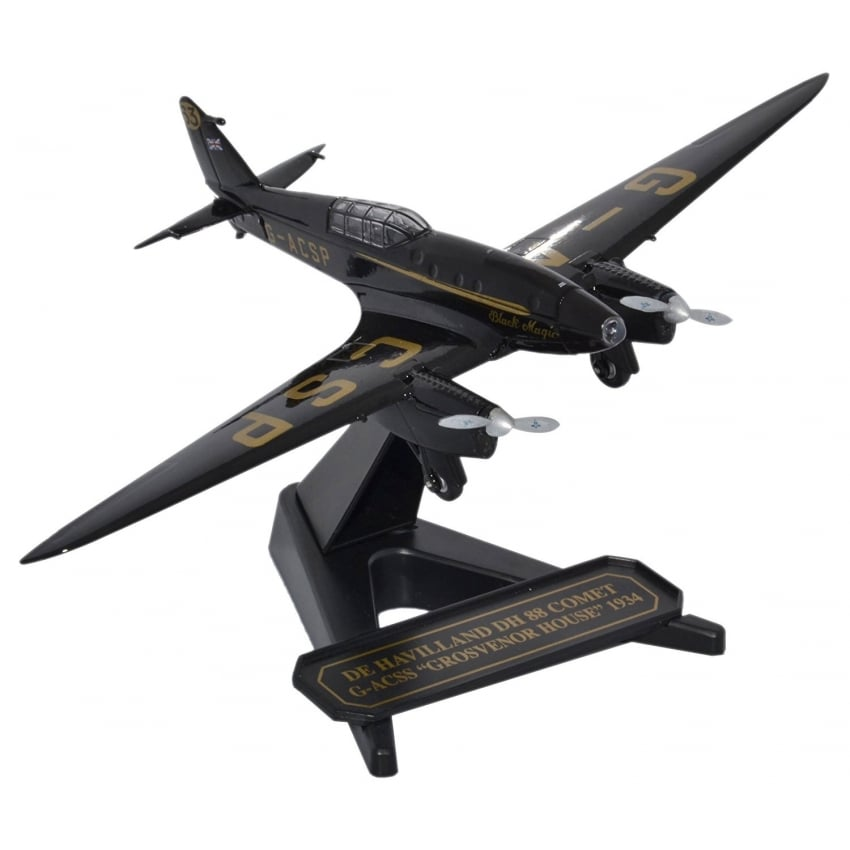 D H 88 Comet G-ACSP Black Magic 1:72