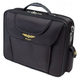 Daily Flight Bag in Black