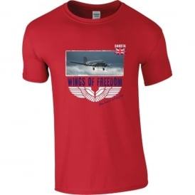 Dakota Wings of Freedom T-Shirt