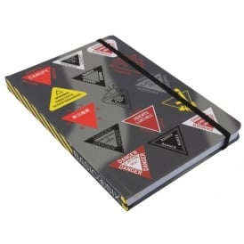 Basic Six Danger Ejection Seat Hardback A5 Notebook