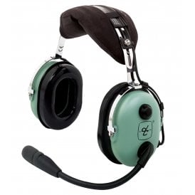 David Clark H10-13.4 Headset with Free Headset Case