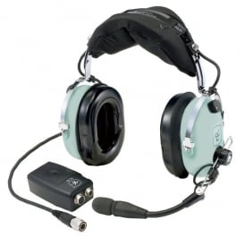 David Clark H10-13XL Headset - Free Headset Case