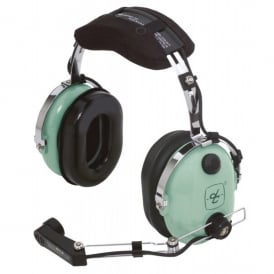 David Clark H10-36 Helicopter Passive Headset - Free Case