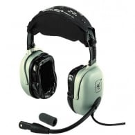 David Clark H20-10 Headset with Free Headset Case