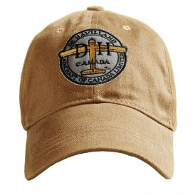 de Havilland Baseball Cap - Tan