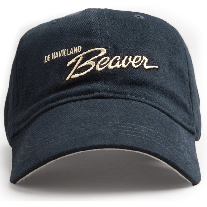 de Havilland Beaver Baseball Cap - Navy