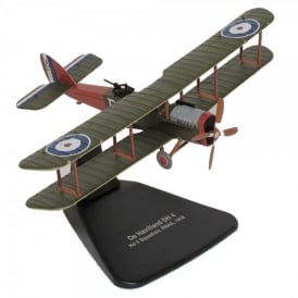 Oxford DieCast De Havilland DH4 No.5 Squadron RNAS 1918 - Scale 1:72