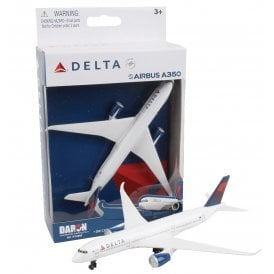 Delta Airlines Airbus A350 Diecast Toy