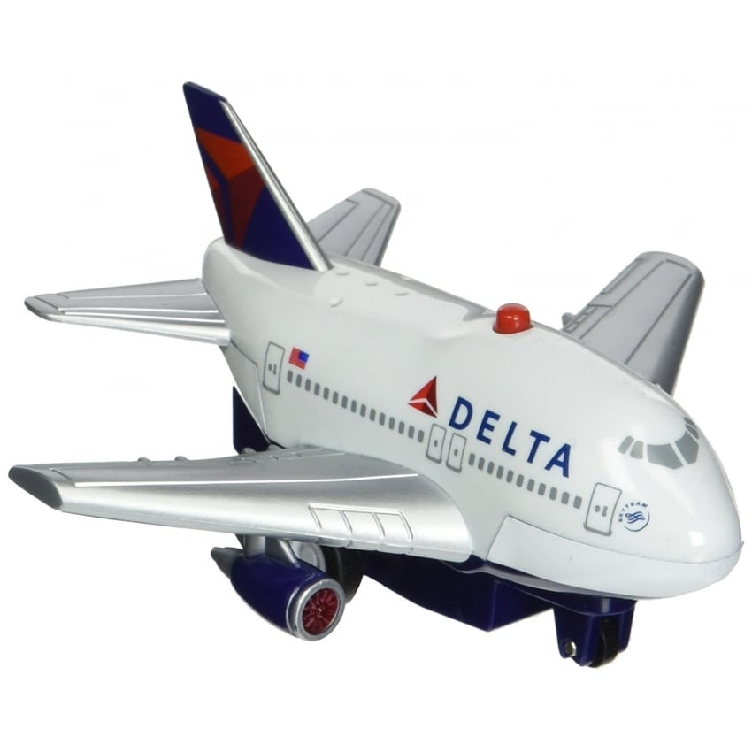Delta Airlines Pull Back Toy