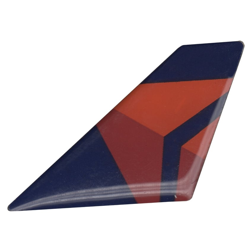 Delta Airlines Tail Pin Badge