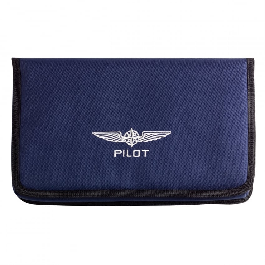 Design 4 Pilots iPad Case - Navy