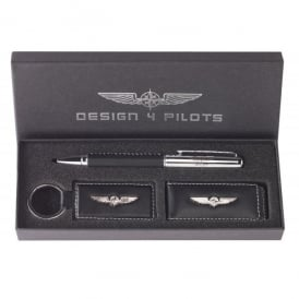 Design 4 Pilots Money Clip Set