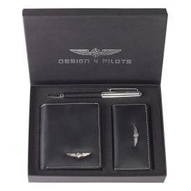 Design 4 Pilots Wallet Set