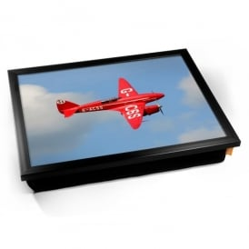 DH88 Comet de Havilland Cushion Lap Tray