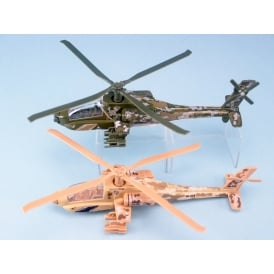 Die Cast Pull Back Helicopter