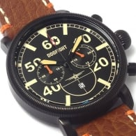 Dogfight ACE Watch - Black Face