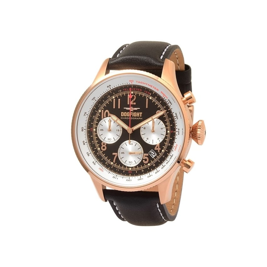 Wingman Watch - Black Strap