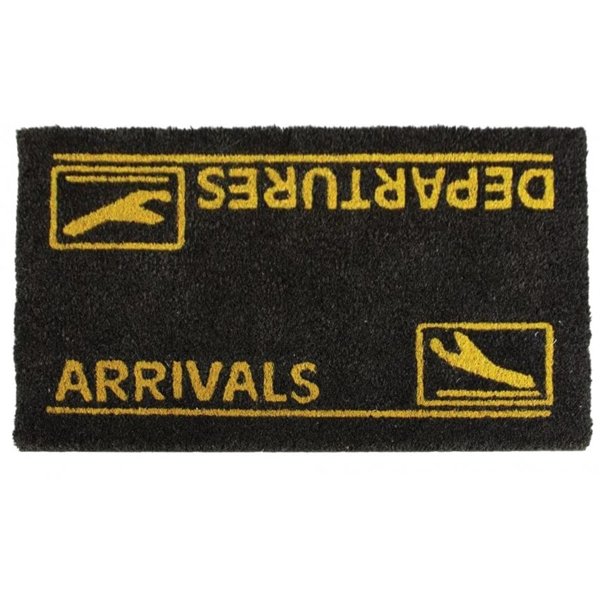 Doormat - Arrivals and Departures