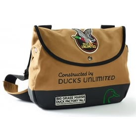 Ducks Unlimited Shoulder Bag - Tan