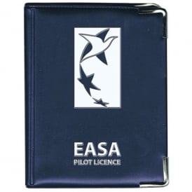 EASA Hard Cover Licence Holder