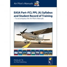 EASA PART-FCL PPL (A) Syllabus and Student Record of Training