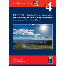 Air Pilot Publishing EASA Q&A Meteorology Exam Prep
