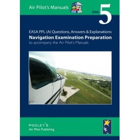 Air Pilot Publishing EASA Q&A Navigation Exam Prep